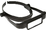 Donegan OSC OptiSIGHT Magnifying Visor Black