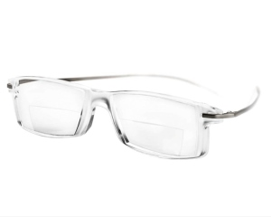 Eschenbach 2906-036 Mini-Frame Bifo Reading Glasses 3.0 AND 6.0 Diopter