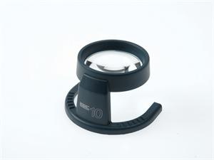 Coil 4210 Fixed Stand Magnifier with Bi-Aspheric 10X Magnification Lens